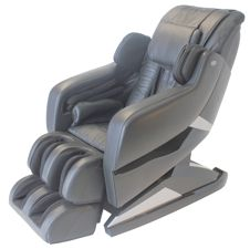Sterling Silver Statesman Massage Chair Black 225