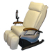 Sterling Silver Senator Massage Chair